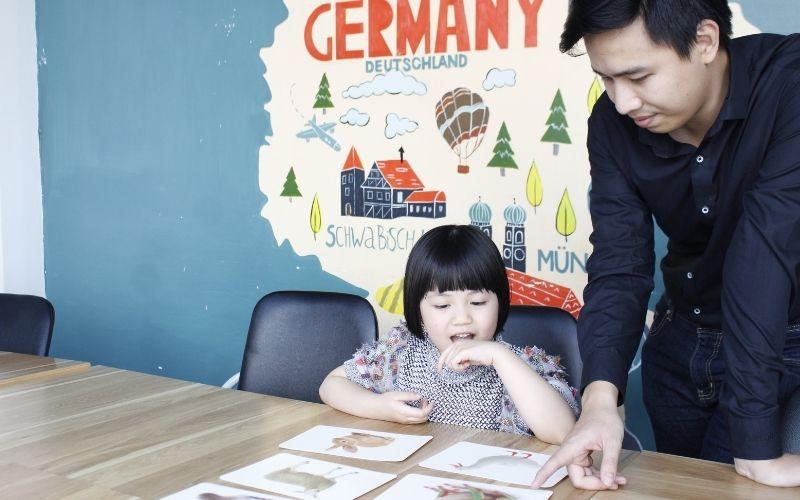 Khóa học tiếng Đức dành cho thanh-thiếu niên (trẻ em)