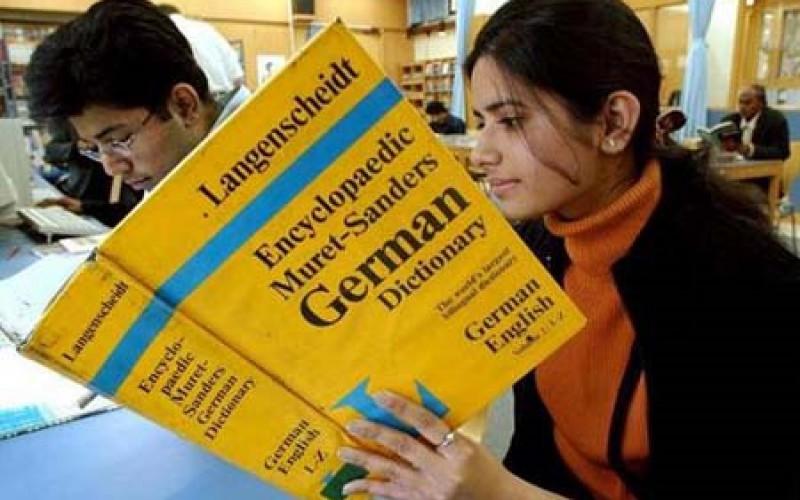 Luyện thi tủ không thể đi du học Đức