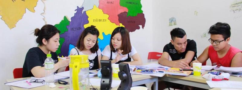 Trung tâm dạy tiếng và tư vấn du học Đức NDF - Đơn vị uy tín nhất tại Hà Nội
