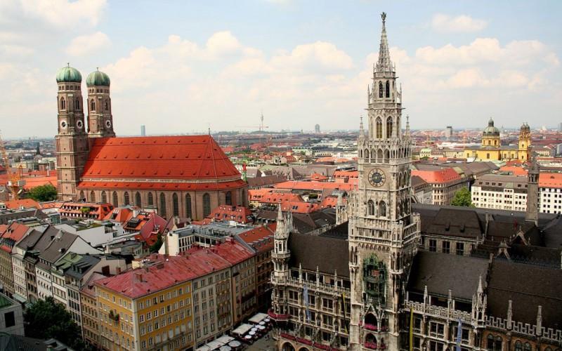 """München: """"Thủ đô"""" kinh tế của Đức"""