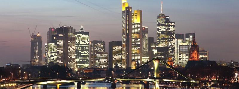Frankfurt am Main: Thành phố cao tầng duy nhất tại Đức