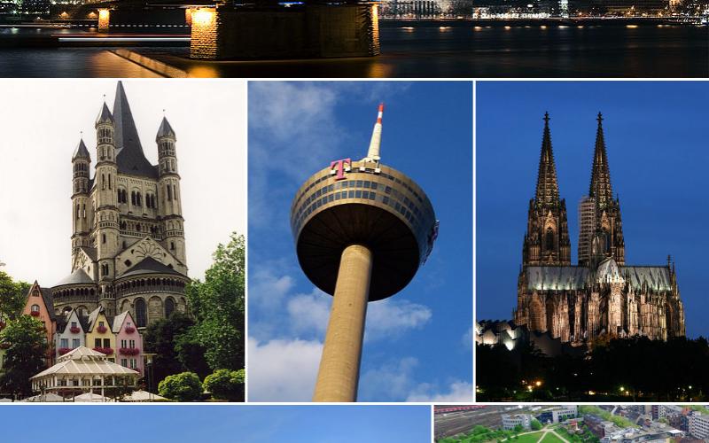 Köln: Thành phố thiêng liêng
