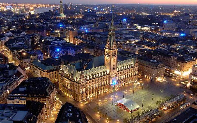 Hamburg: Thành phố cảng mộng mơ