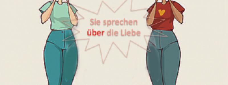 Ngữ pháp tiếng Đức: Giới từ