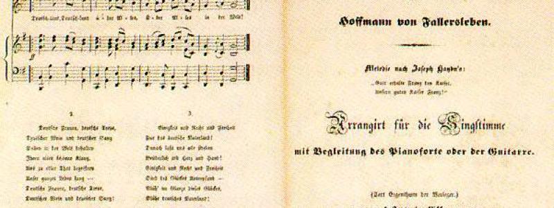 Quốc ca Đức: Das Lied der Deutschen