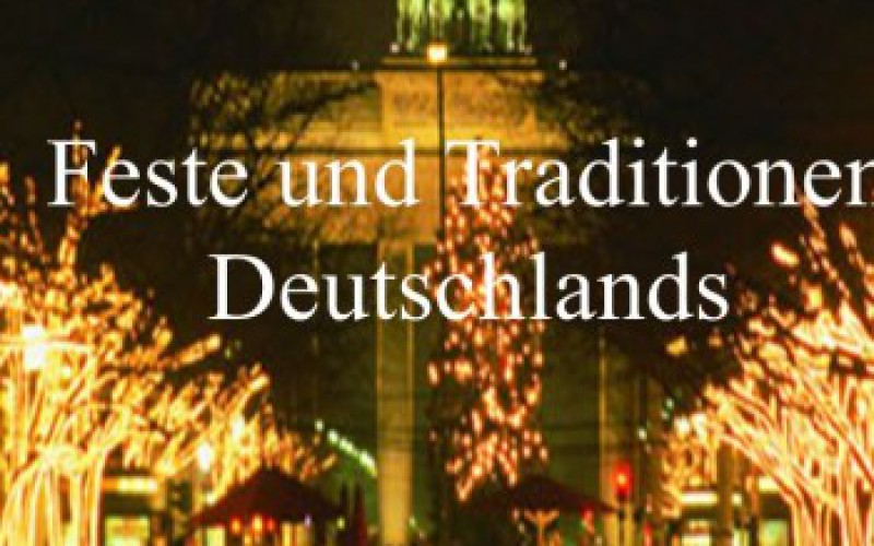 Các ngày lễ của người Đức