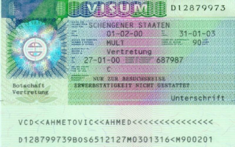 Thủ Tục Xin VISA (thị thực) Du Học Đức