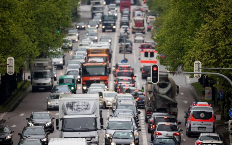 Phương tiện giao thông ở Đức