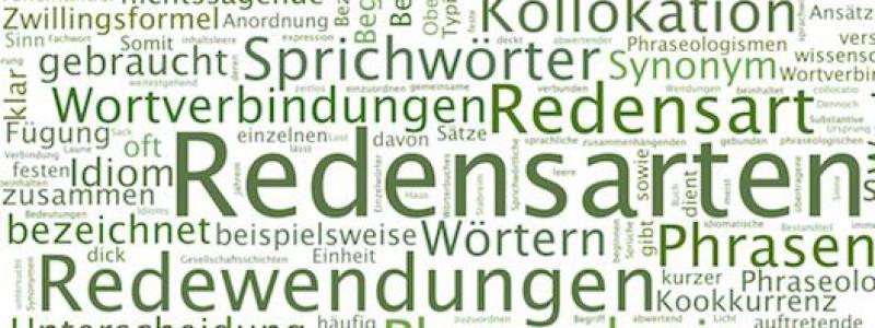 Thành ngữ hay trong tiếng Đức